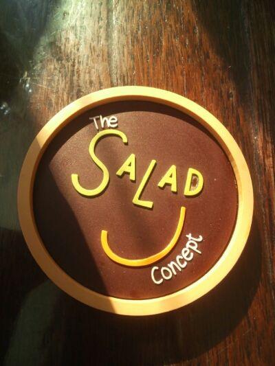 タイ チェンマイのサラダコンセプト