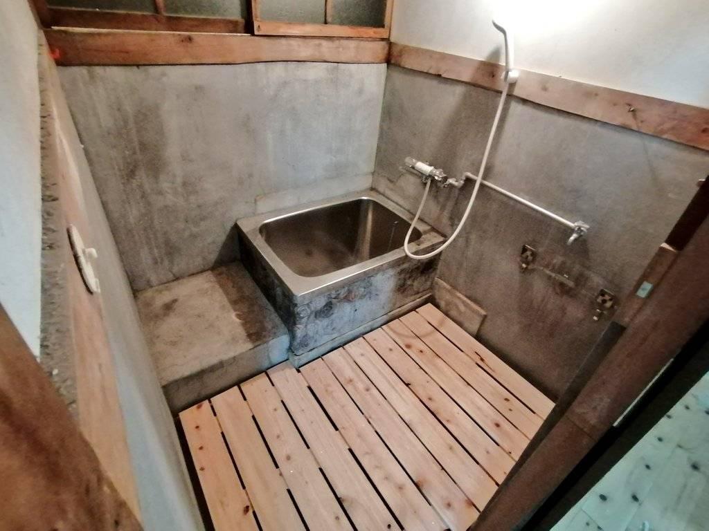 お風呂DIY すのこ