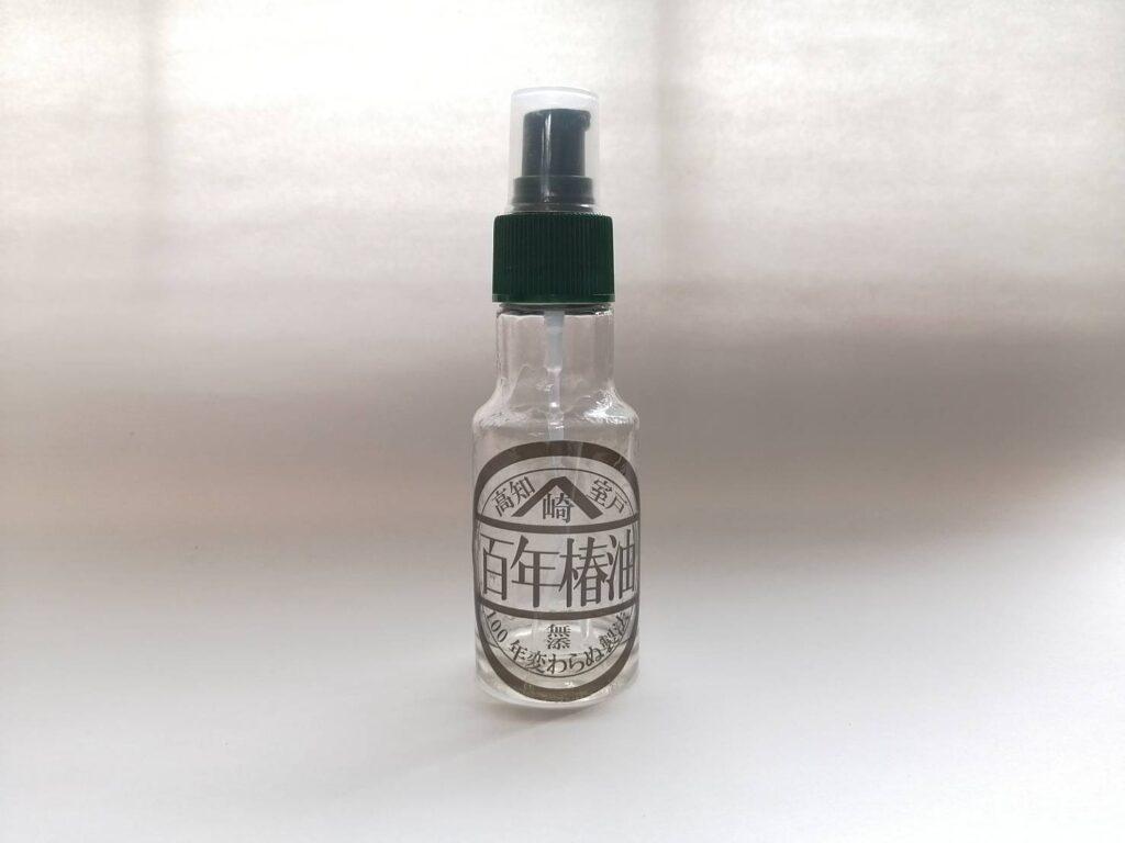 室戸 椿油